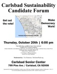 carlsbad-sustainability-candidate-forum